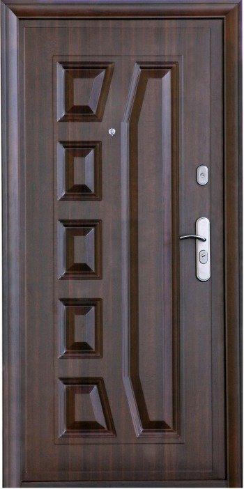 Как выбрать металлические двери