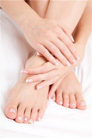 Лечение межпальцевого грибка на ногах