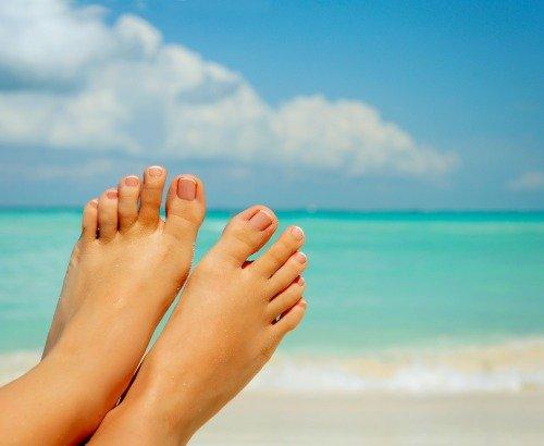 Как вылечить ногтевой грибок на ногах