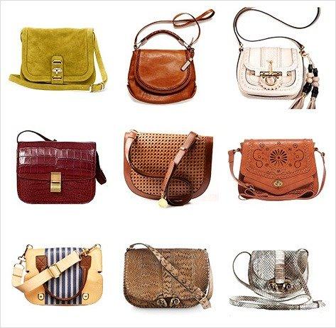Как правильно выбрать сумку (по типу)