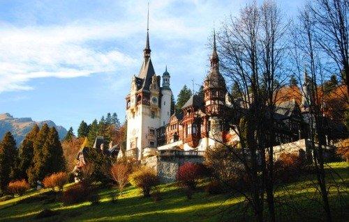 Куда поехать на новый год 2013 (Румыния)