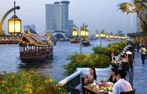 Куда поехать на новый год 2013 дешево (Тайланд)