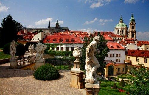 Чехия или куда можно поехать на новый год недорого