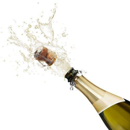 как правильно открыть бутылку шампанского