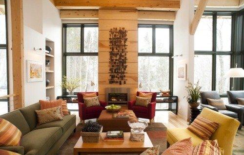 мебель и интерьер декорирование помещений