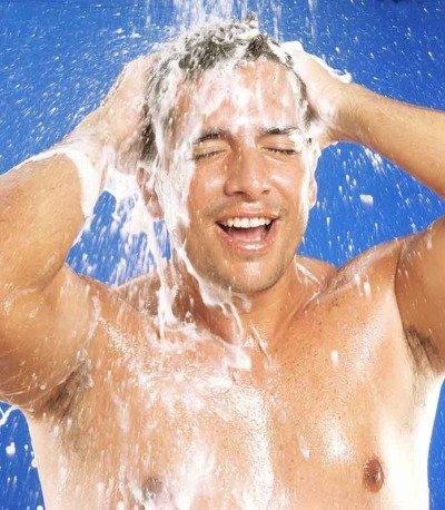 как часто нужно принимать душ