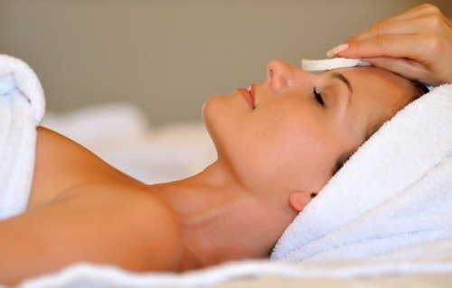 косметология чистка лица