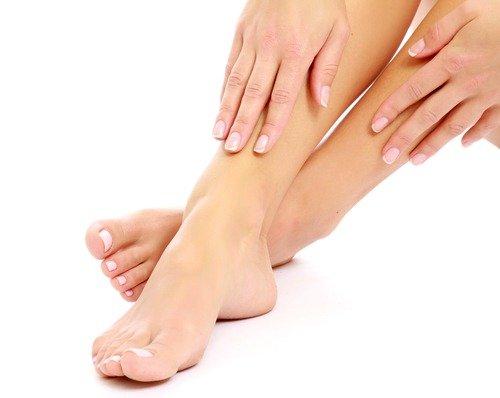 лечение подагры на ногах