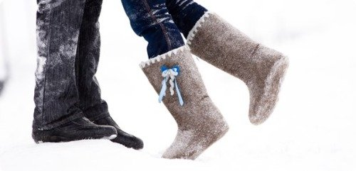 как выбрать зимние сапоги ребенку
