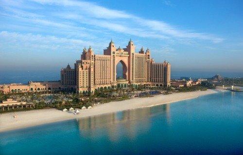 Где отдохнуть зимой за границей (ОАЭ)