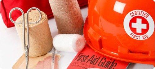 Вещи, которые необходимы для оказания первой помощи