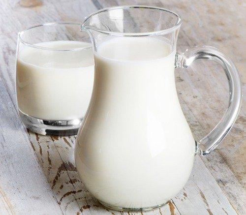 Литр молока