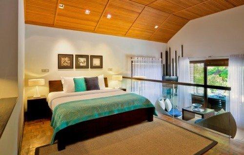 Пример удобной спальни