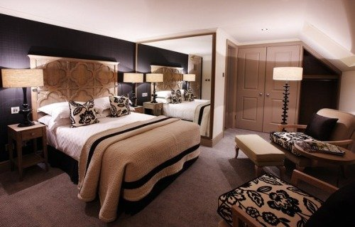 Современный дизайн комнаты