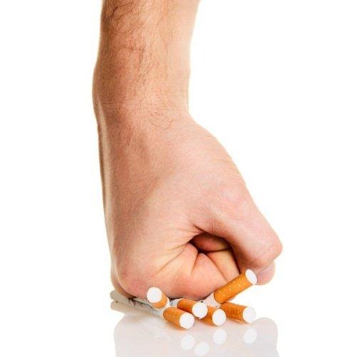 Давим сигареты