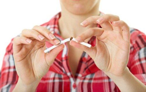 Ломаем сигареты!