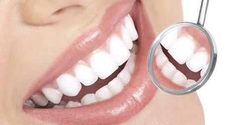 Проверка здоровья зубов