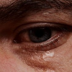 Мужские слёзы