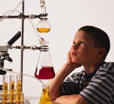 Ребенок и химия