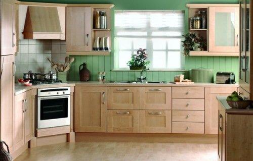 Кухня для дачи или собственного дома.