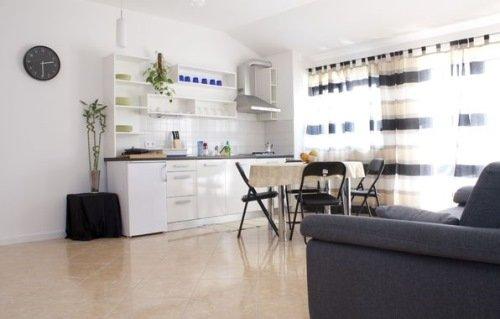 Кухня в минимализме.