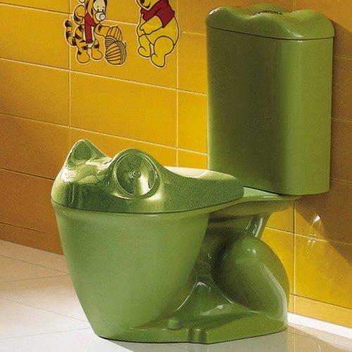Унитаз-жабка