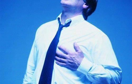 У мужчины заболело сердце!
