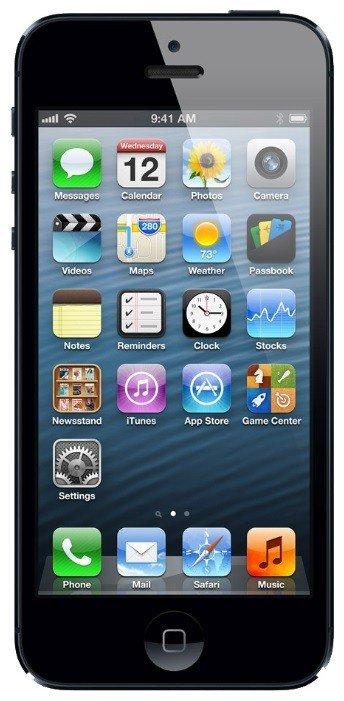 Настоящий iPhone 5