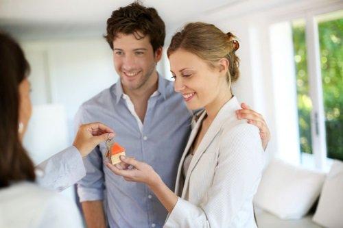 Пара взяла ипотеку на квартиру
