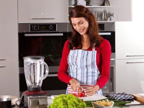сон знакомая девушка готовит