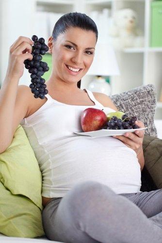 Фрукты беременным