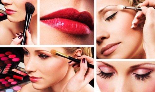 Техника правильного макияжа