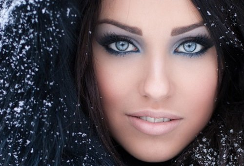 Красивая девушка