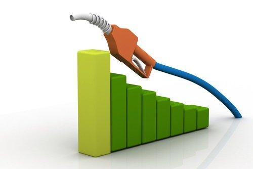 Увеличился расход топлива