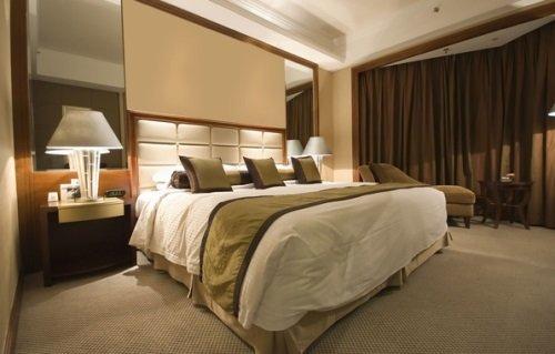 Спальня в евроремонте
