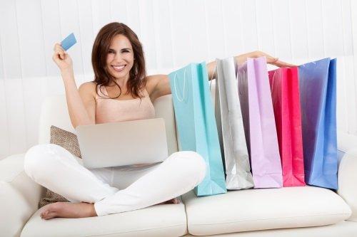 Покупки сделанные в интернете