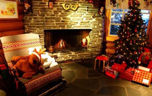 В ожидании Деда Мороза