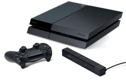 Комплект PlayStation 4