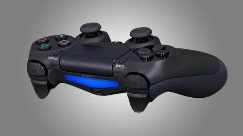 Новый джойстик PlayStation 4