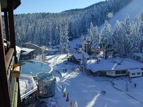 Болгария в зимние месяца