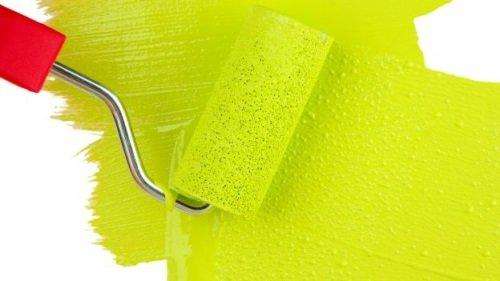 Зеленая водоэмульсионная краска