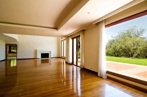 Готовый деревянный пол