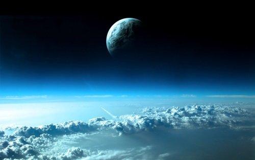 Просторы космоса