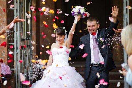 Выкуп невесты прошел успешно