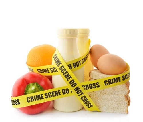 Отравление едой