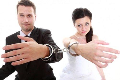 Оковы брака