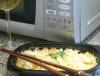 Блюдо из микроволновки