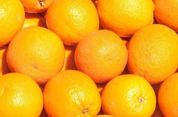 Собранные апельсины