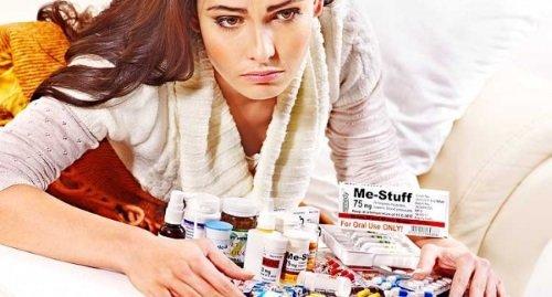 Лекарства от насморка