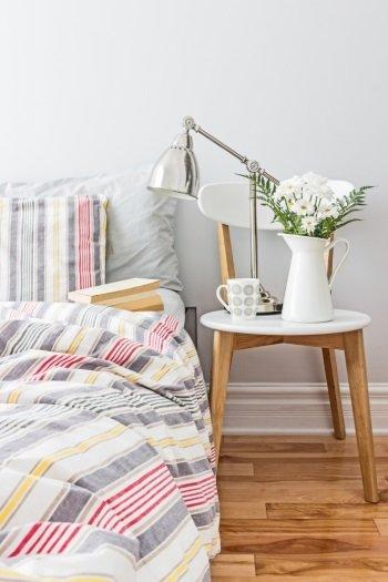 Цветное белье для постели